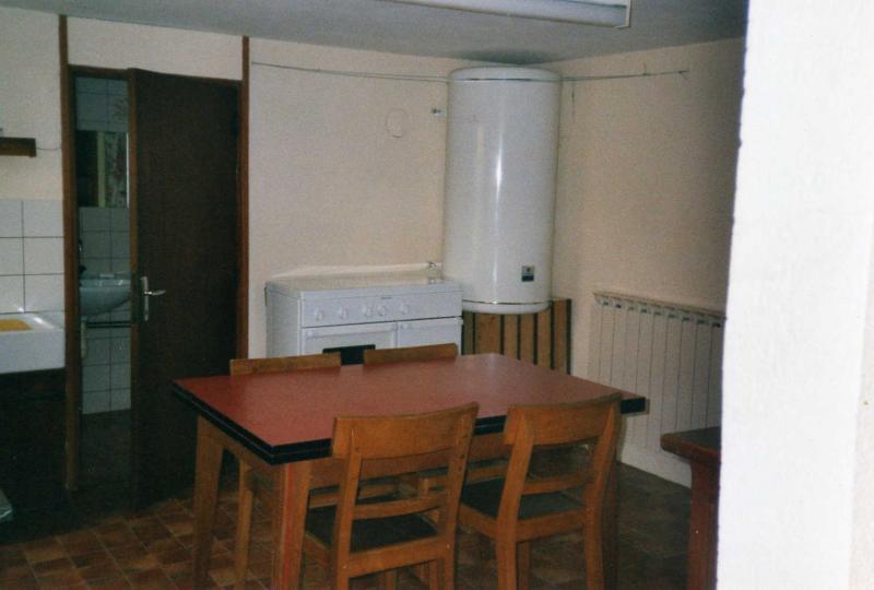 Cuisine indépendante Location Studio 80469 Gérardmer