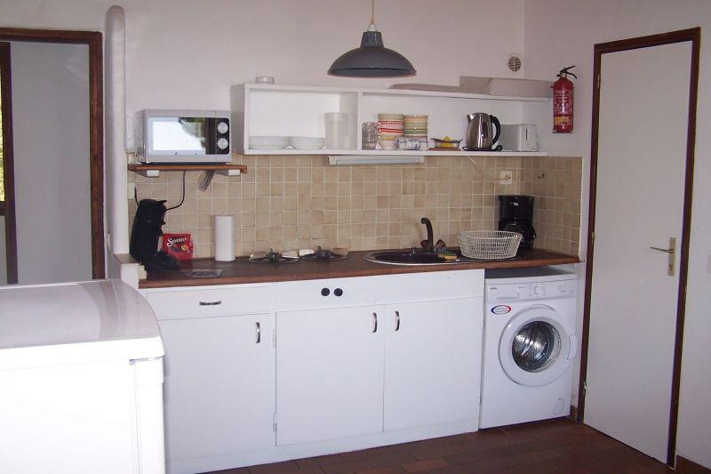 Cuisine d'été Location Villa 81700 Porto Vecchio
