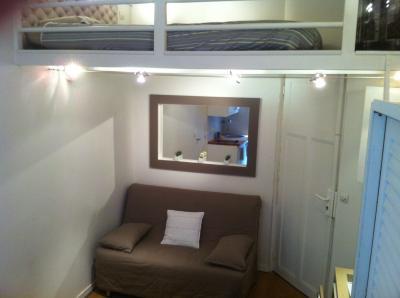 location appartement Paris Studio de