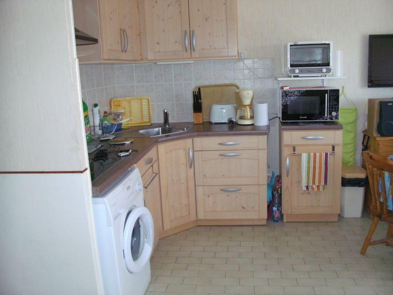 Cuisine d'été Location Appartement 82556 Canet-en-Roussillon