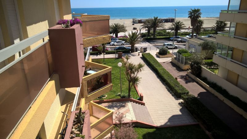 Vue du balcon Location Appartement 82556 Canet-en-Roussillon