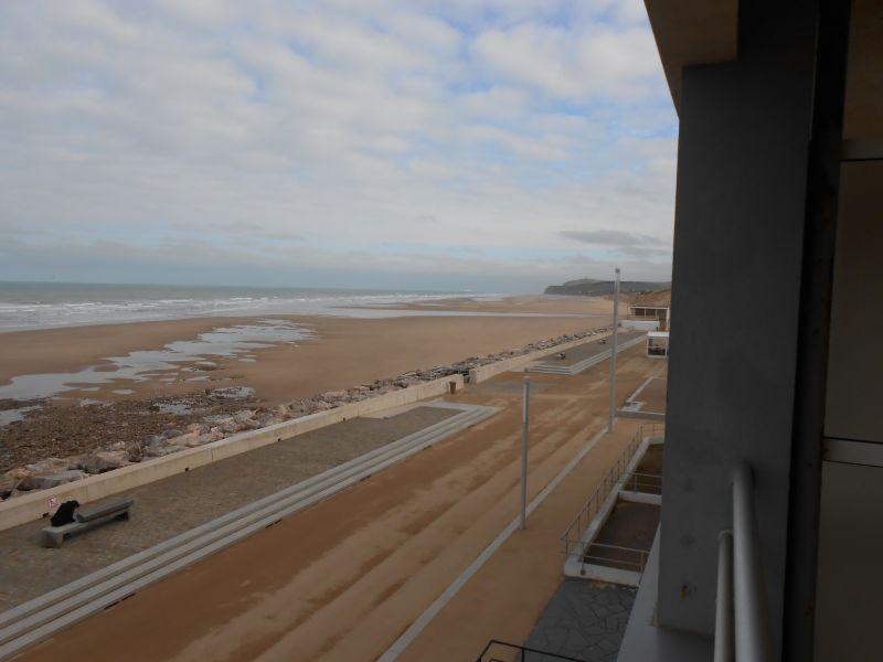 Vue de la terrasse Location Appartement 82924 Wissant