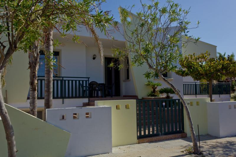 Vue extérieure de la location Location Appartement 83079 Gallipoli