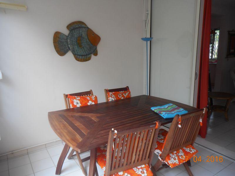 Veranda Location Appartement 86341 Gosier (Guadeloupe)