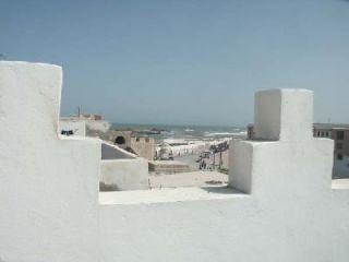Vue de la terrasse Location Maison 87004 Essaouira