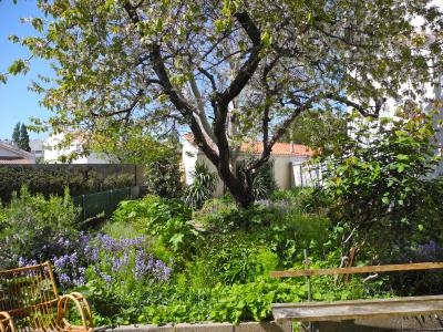 Jardin Location Maison 87533 La Rochelle