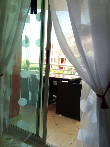 Vue depuis la location Location Appartement 90167 Mohammedia