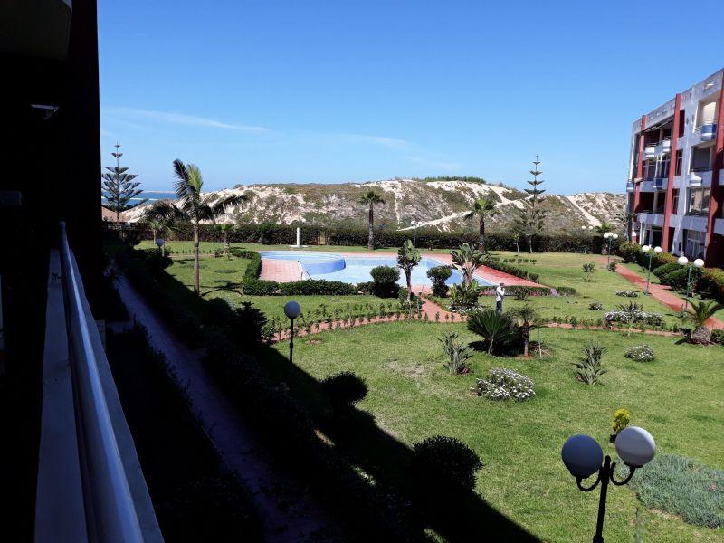 Vue de la terrasse Location Appartement 90167 Mohammedia