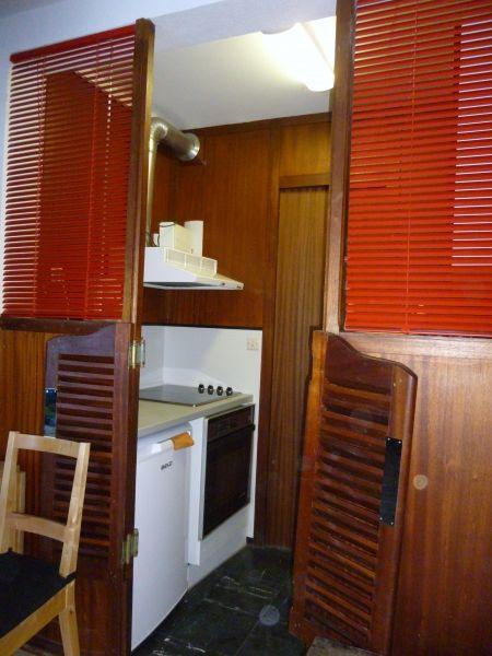 Cuisine indépendante Location Appartement 90809 La Mongie