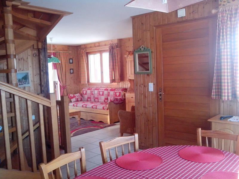Vue autre Location Chalet 92047 Mont Saxonnex