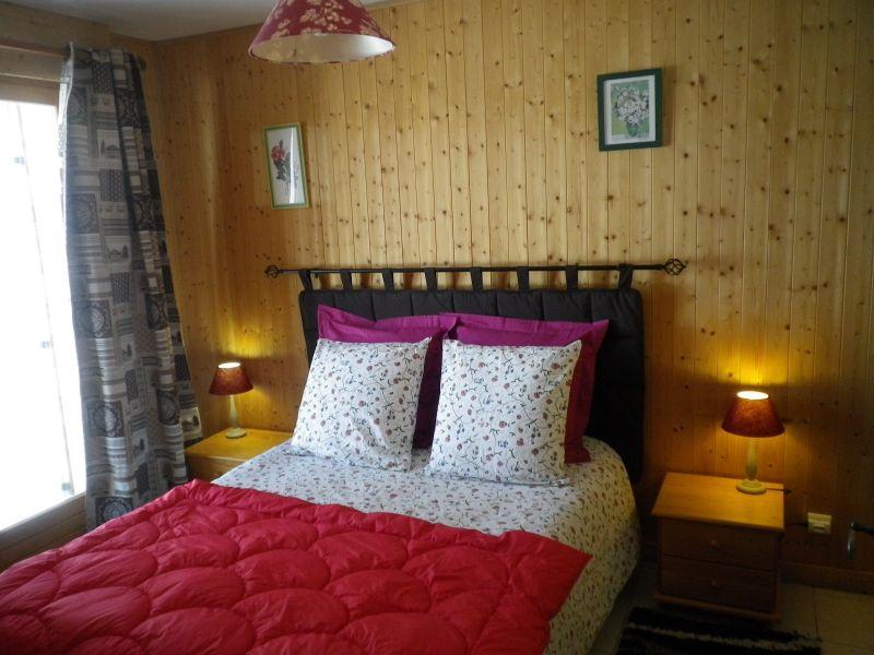 chambre 1 Location Chalet 92047 Mont Saxonnex