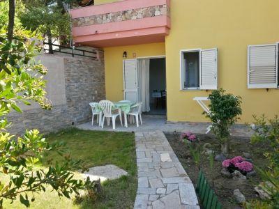 Jardin Location Appartement 92351 Badesi