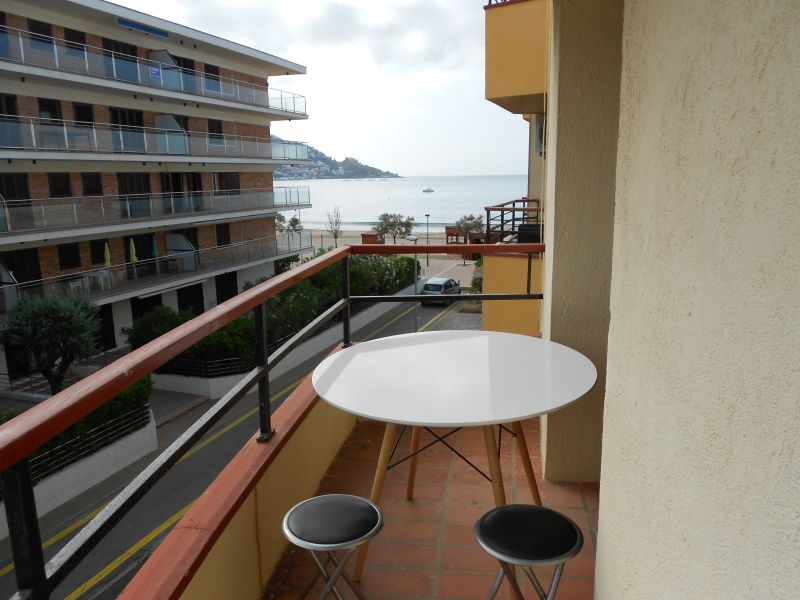 Vue du balcon Location Appartement 95336 Rosas