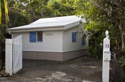 Vue ext�rieure de la location Location Maison 95471 Tartane