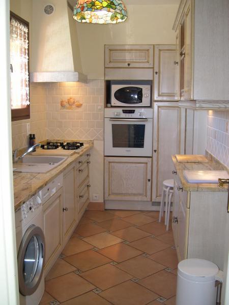Cuisine indépendante Location Appartement 98460 Collioure