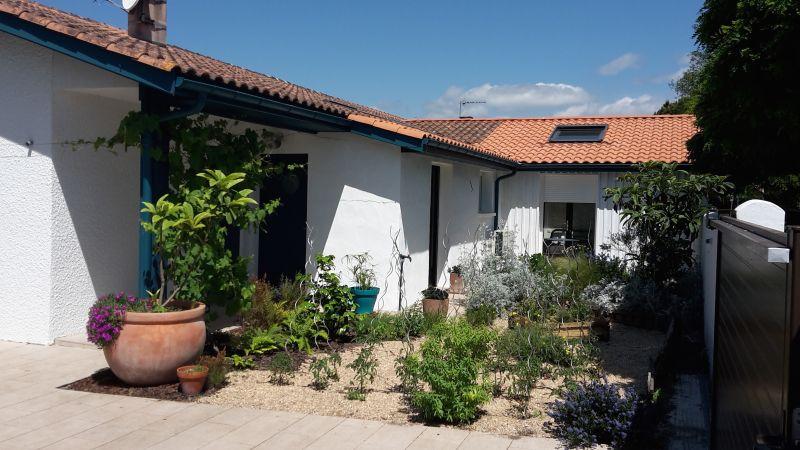 Entrée Location Villa 98474 Audenge