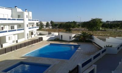 Vue du balcon Location Appartement 99997 Tavira