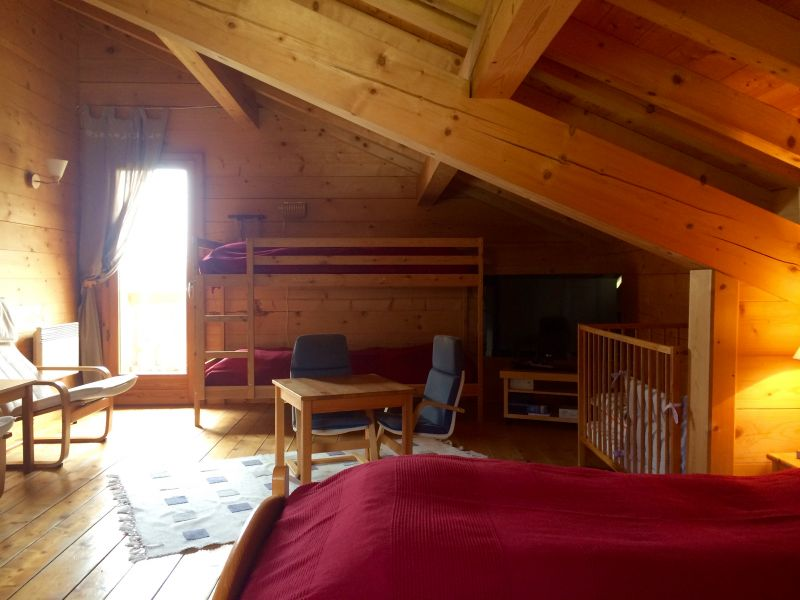 chambre 3 Location Chalet 2355 Praz de Lys Sommand