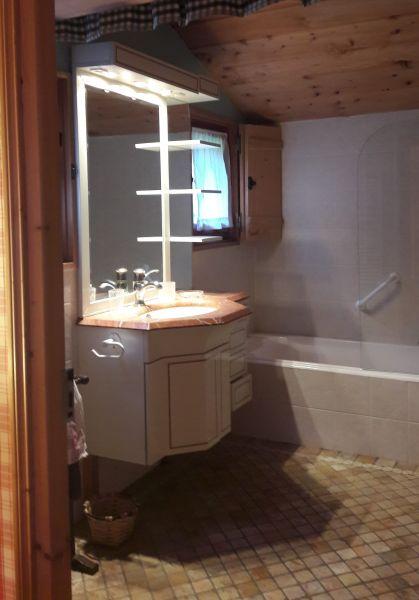 salle de bain Location Chalet 956 Les Contamines Montjoie