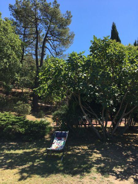 Jardin Location Maison 100544 Roussillon
