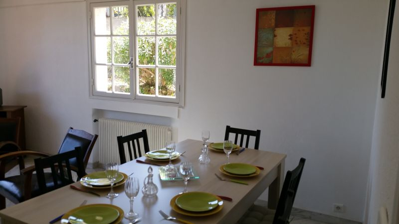 Salle à manger Location Villa 100556 Golfe Juan