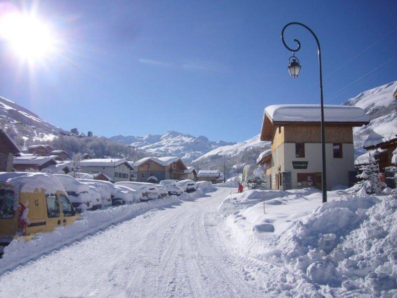 Vue à proximité Location Chalet 100576 Les Menuires