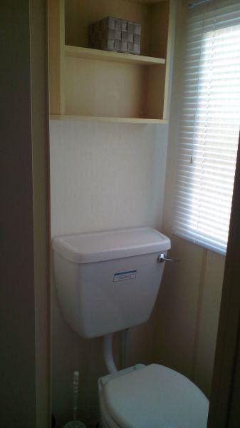 WC séparé Location Mobil-home 102704 La Palmyre