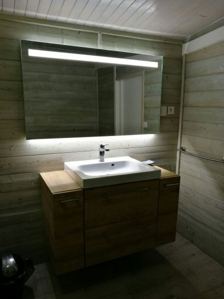 salle de bain Location Villa 102826 La Saline les Bains