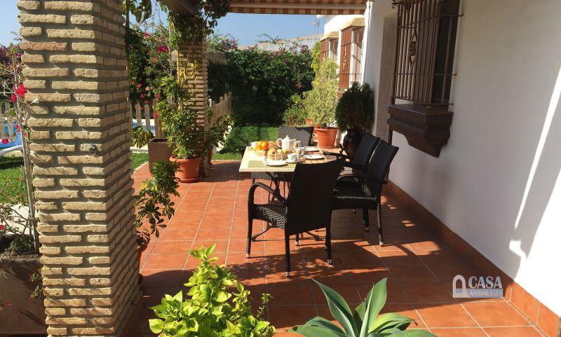 Veranda Location Chalet 103983 Conil de la Frontera