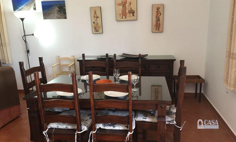 Salle à manger Location Chalet 103983 Conil de la Frontera
