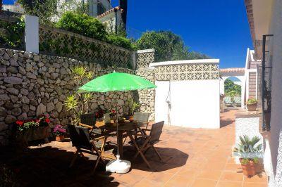 Terrasse Location Chalet 103997 Conil de la Frontera