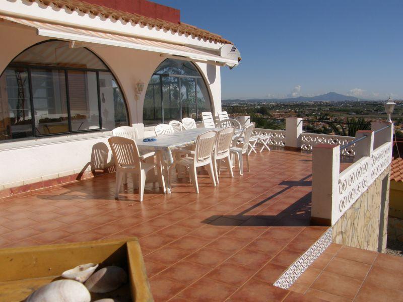 Terrasse Location Villa 104138 Peñíscola