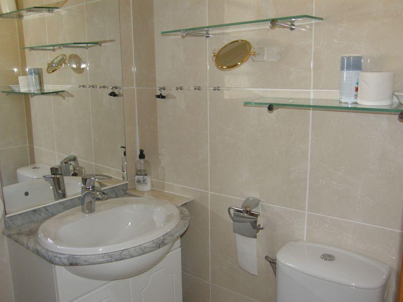 salle de bain Location Villa 104138 Peñíscola