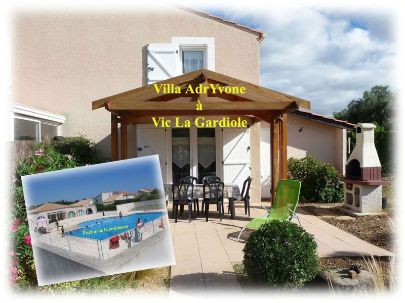 Location Villa 106475 Vic la Gardiole