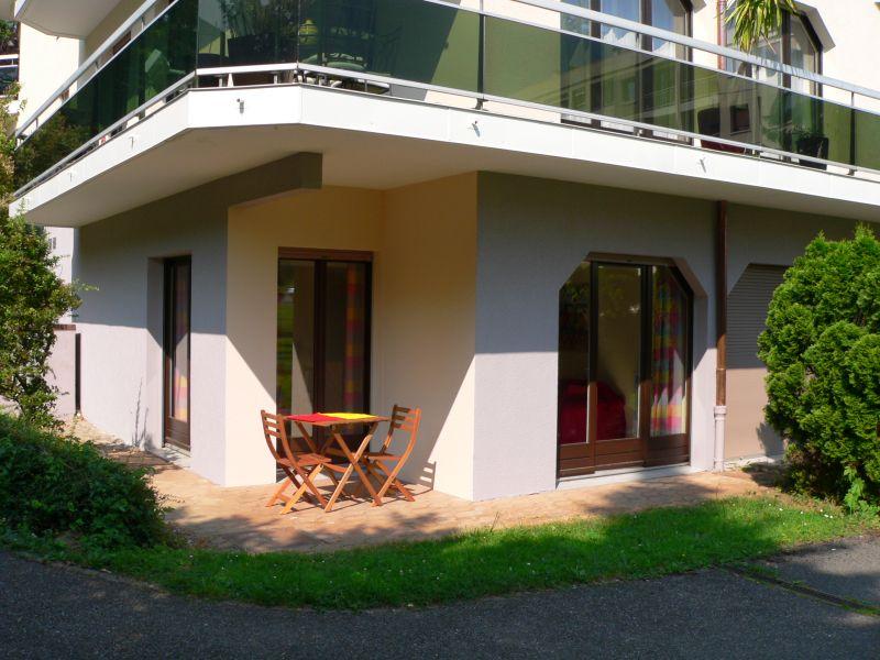 Terrasse Location Studio 108306 Thonon Les Bains