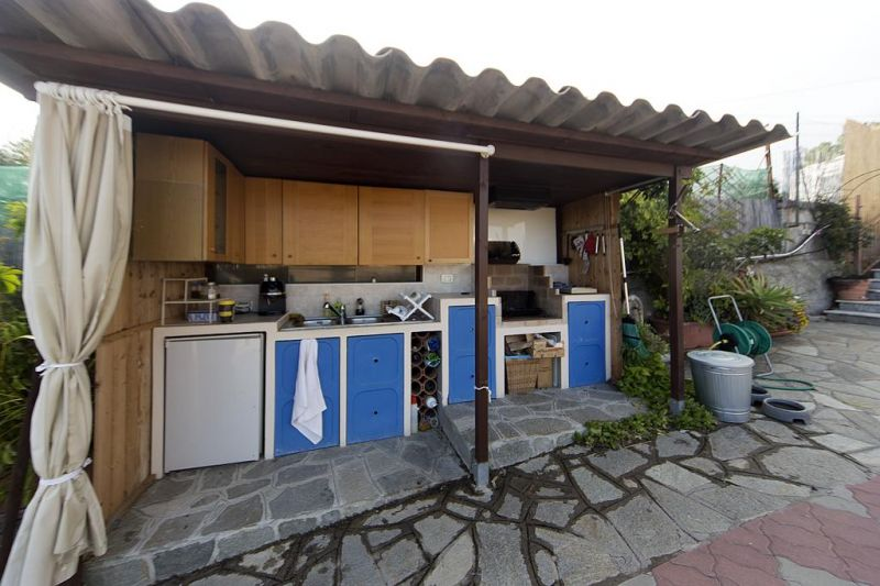 Cuisine d'été Location Appartement 108359 Sanremo