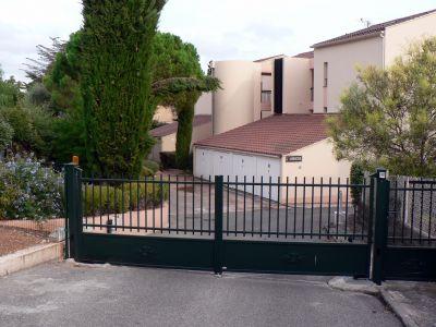 Vue extérieure de la location Location Appartement 108720 Bandol