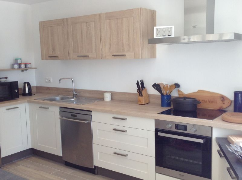 Cuisine américaine Location Appartement 108832 Wimereux