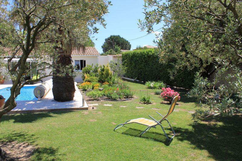 Jardin Location Villa 109138 Avignon