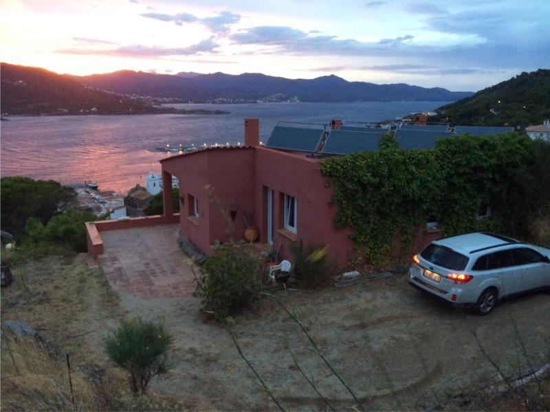 Entrée Location Villa 109373 El Port de la Selva