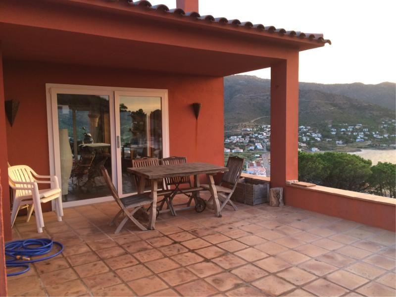 Terrasse 2 Location Villa 109373 El Port de la Selva