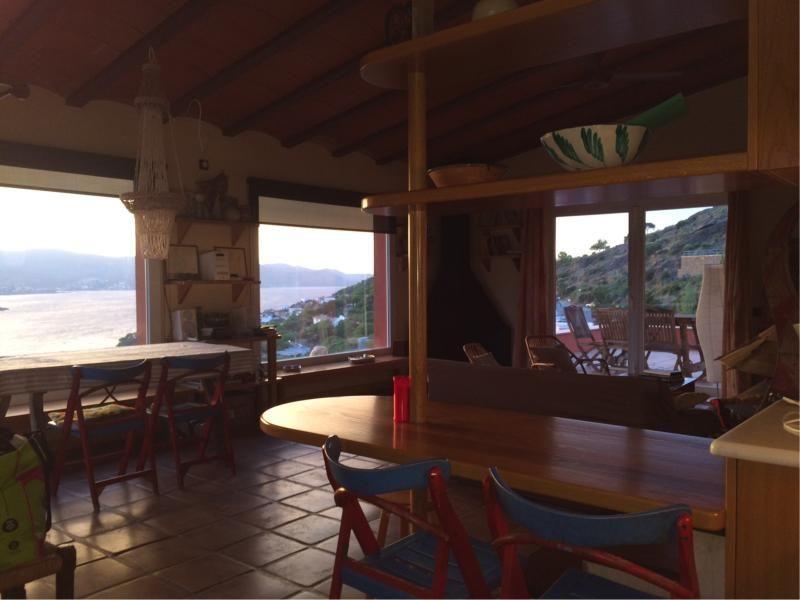 Salle à manger Location Villa 109373 El Port de la Selva