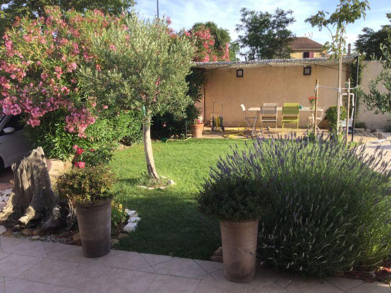 Jardin Location Villa 111517 Avignon