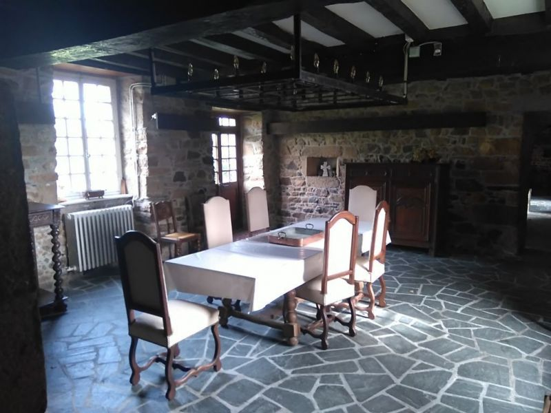 Salle à manger Location Maison 112881 Plougasnou
