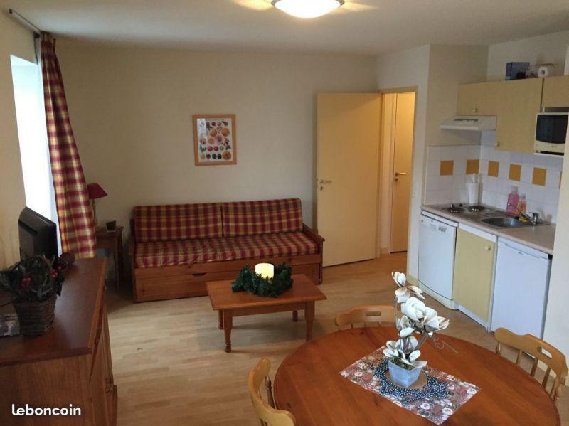 Séjour Location Appartement 113008 La Bourboule