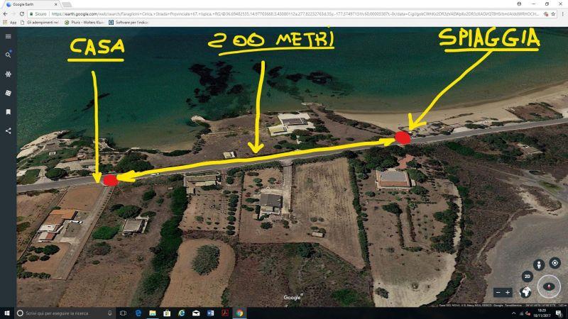 Plage Location Villa 113249 Ispica