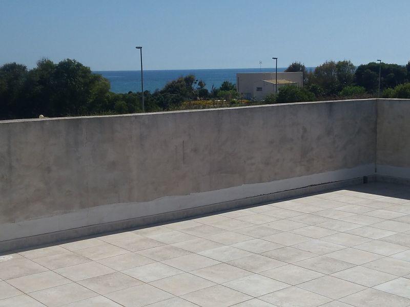 Vue de la terrasse Location Villa 113249 Ispica
