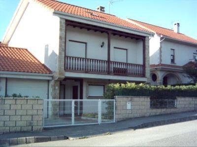 Vue extérieure de la location Location Gite 113581 Santander