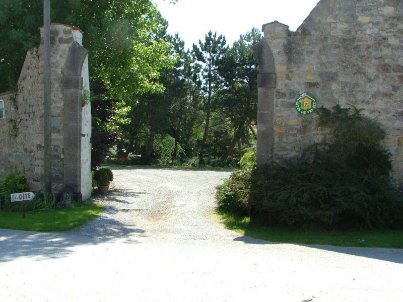 Entrée Location Gite 115484 Wissant