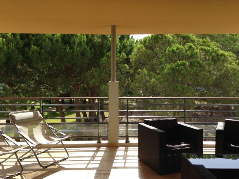 Terrasse Location Appartement 117548 Calvi